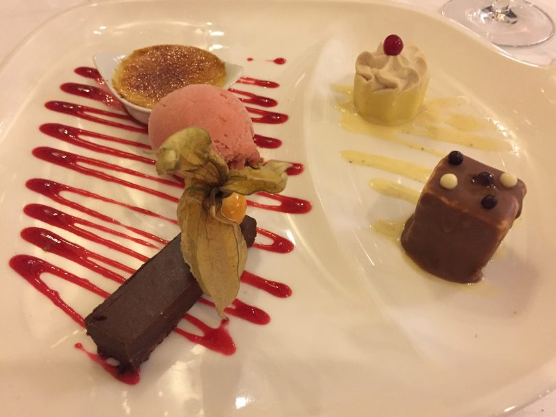 Dessert La Croix d'Or